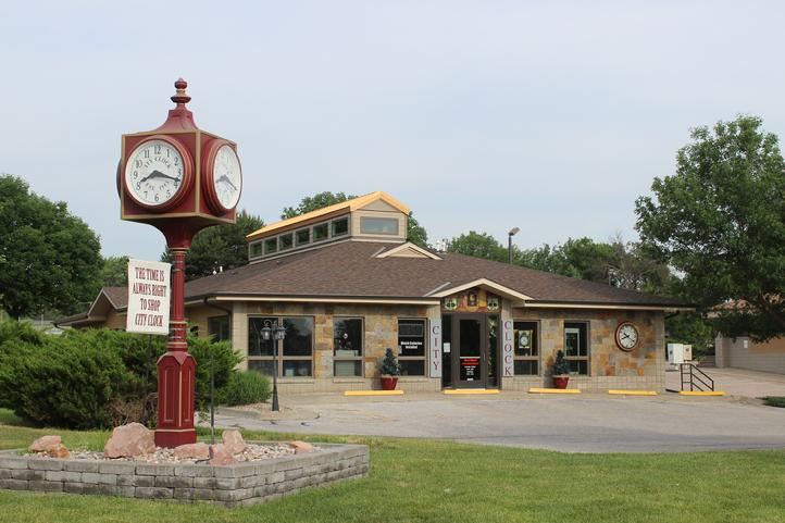 City Clock Company Showroom and Information Website